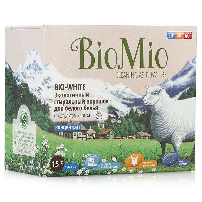 BioMio za obojeno platno s ekstraktom pamuka