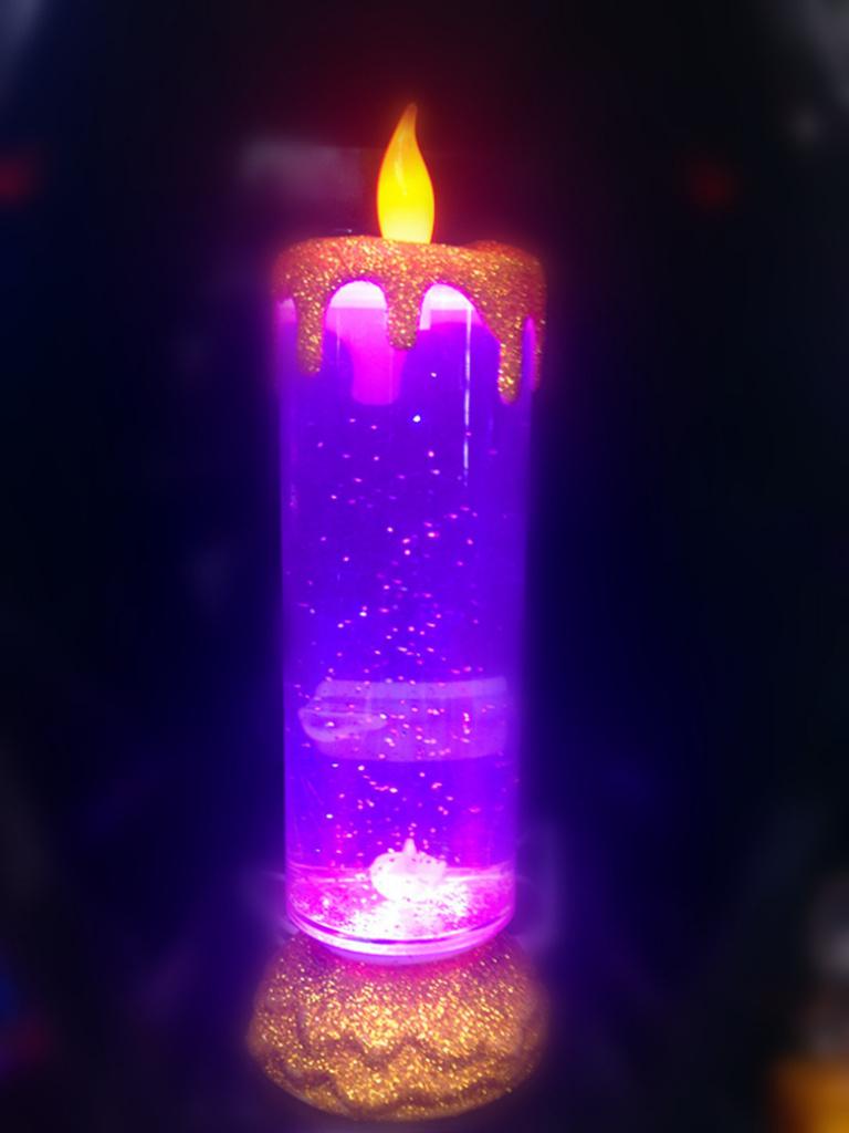 Svijeća za svijeće Romantična svijeća