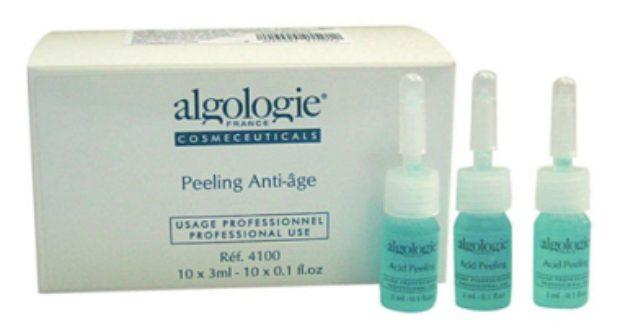 Algologie Kemijski piling lica