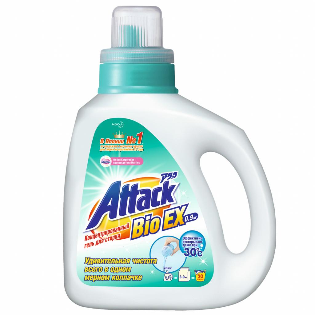 Gel za pranje Attack BioEX