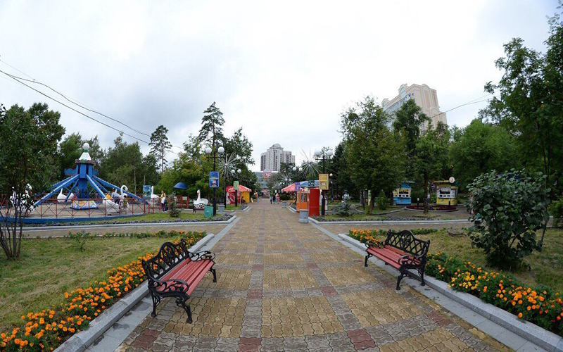 CITY PARK REST din orașul Khabarovsk