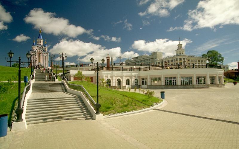 PARK IM. NN Muraveva-Amur