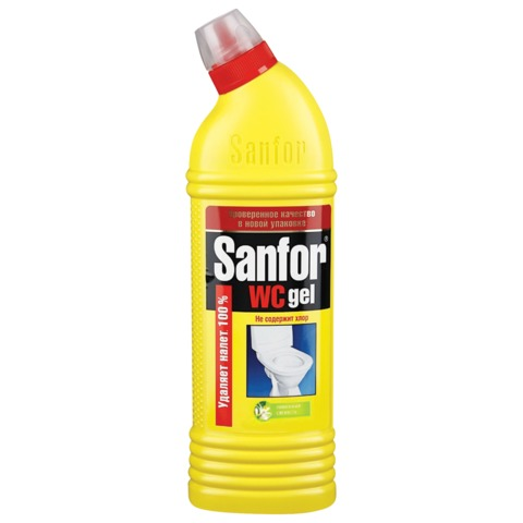 Sanfor wc gel