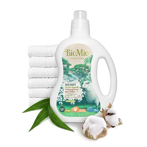Tekući BioMio za pranje osjetljivih tkanina