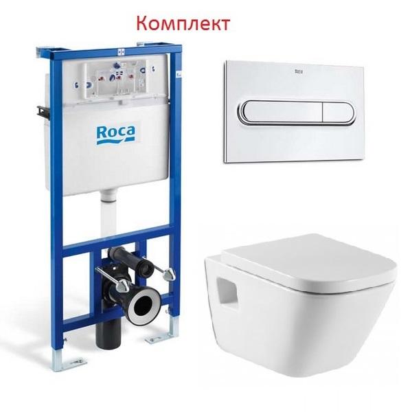 WC WC WC Roca Gap Duplo s mikroliftom