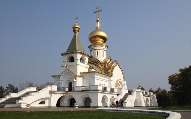 Biserica din Serafim din Sărbăsk