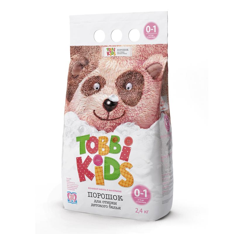 Deterdžent za rublje za odjeću za bebe od 0 do 12 mjeseci Tobbi Kids