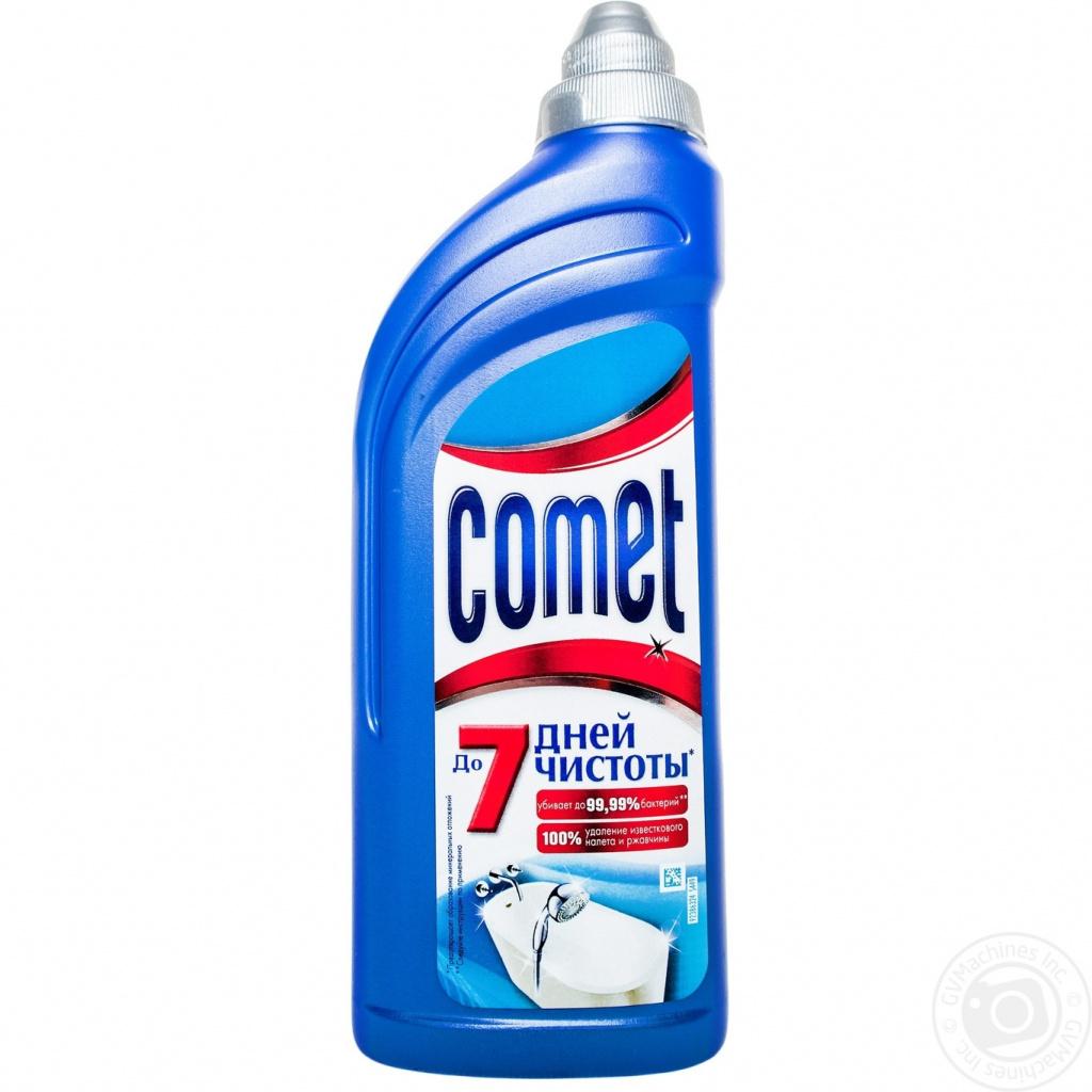 Kometski gel za kupanje