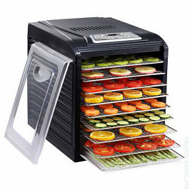 Hur man väljer en elektrisk torktumlare för grönsaker och frukter