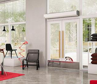 10 najboljih termalnih zavjesa na ulaznim vratima