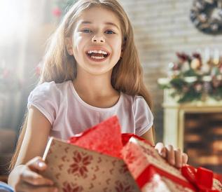 20 bästa gåvor för barn i 10 år