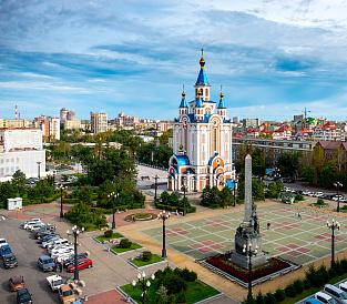 20 najzanimljivijih znamenitosti Khabarovsk