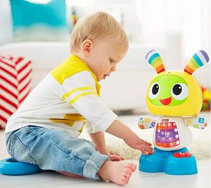 10 bästa pedagogiska leksaker för barn från 2 år