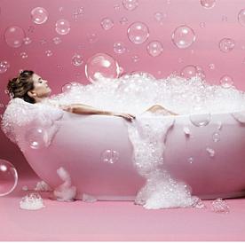 5 najboljih pjena u kupaonici