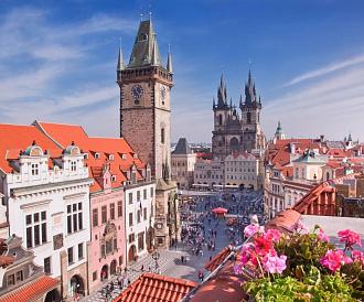 22 najboljih hotela u Pragu